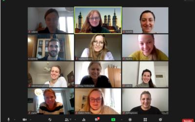 Virtuelle Mittelalterführung für Referendare des Grundschullehramtes am Montag, 11.01.2021